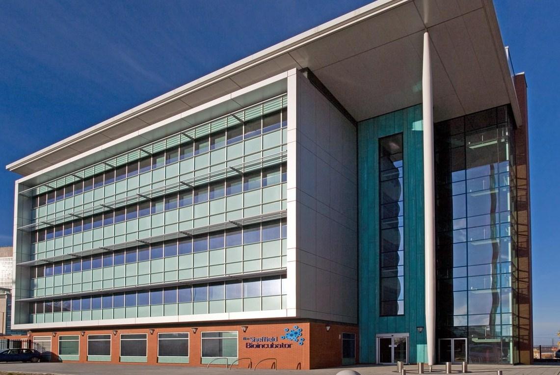 Bioincubator Building
