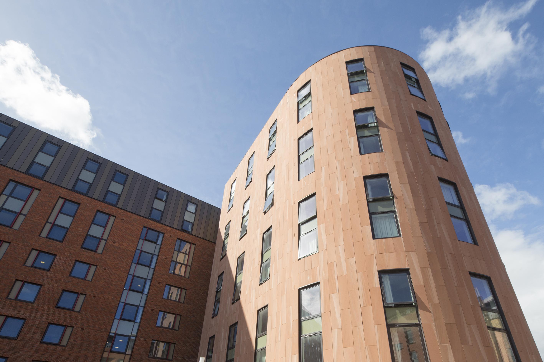 West Village Student Housing