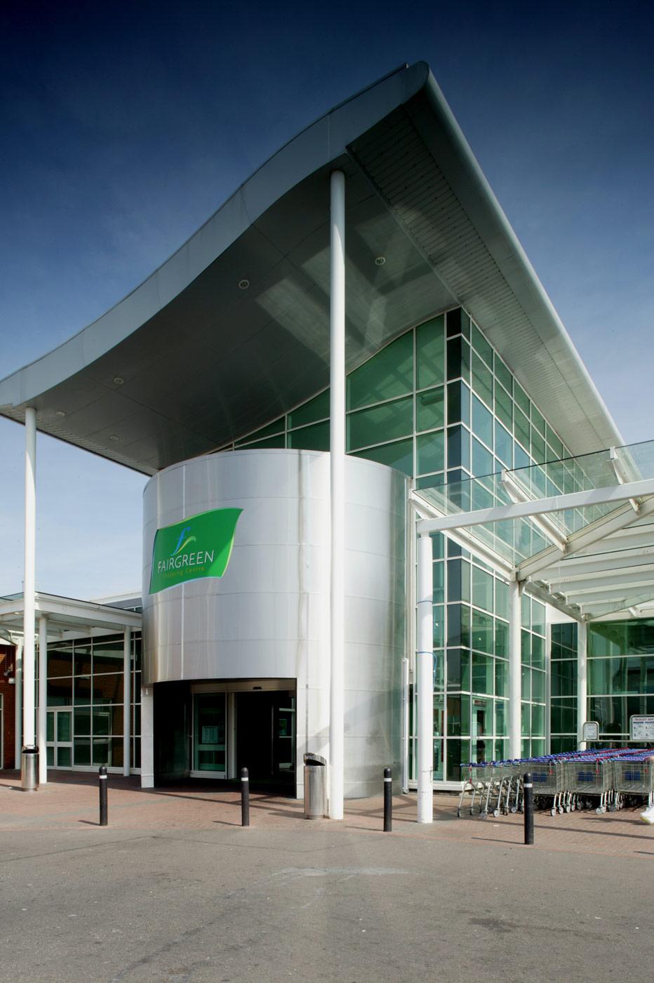 Fairgreen Shopping Centre
