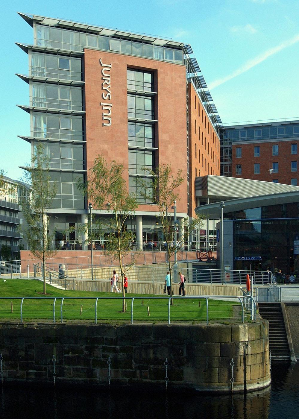 Jurys Hotel Liverpool