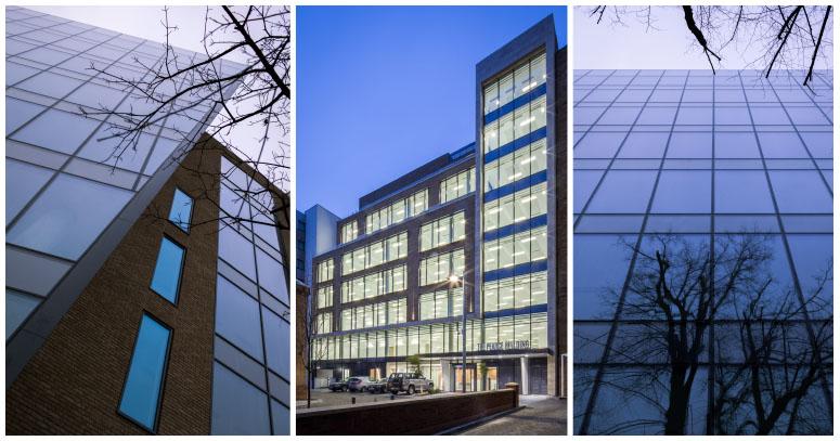 Premier Inn & Pearce Building