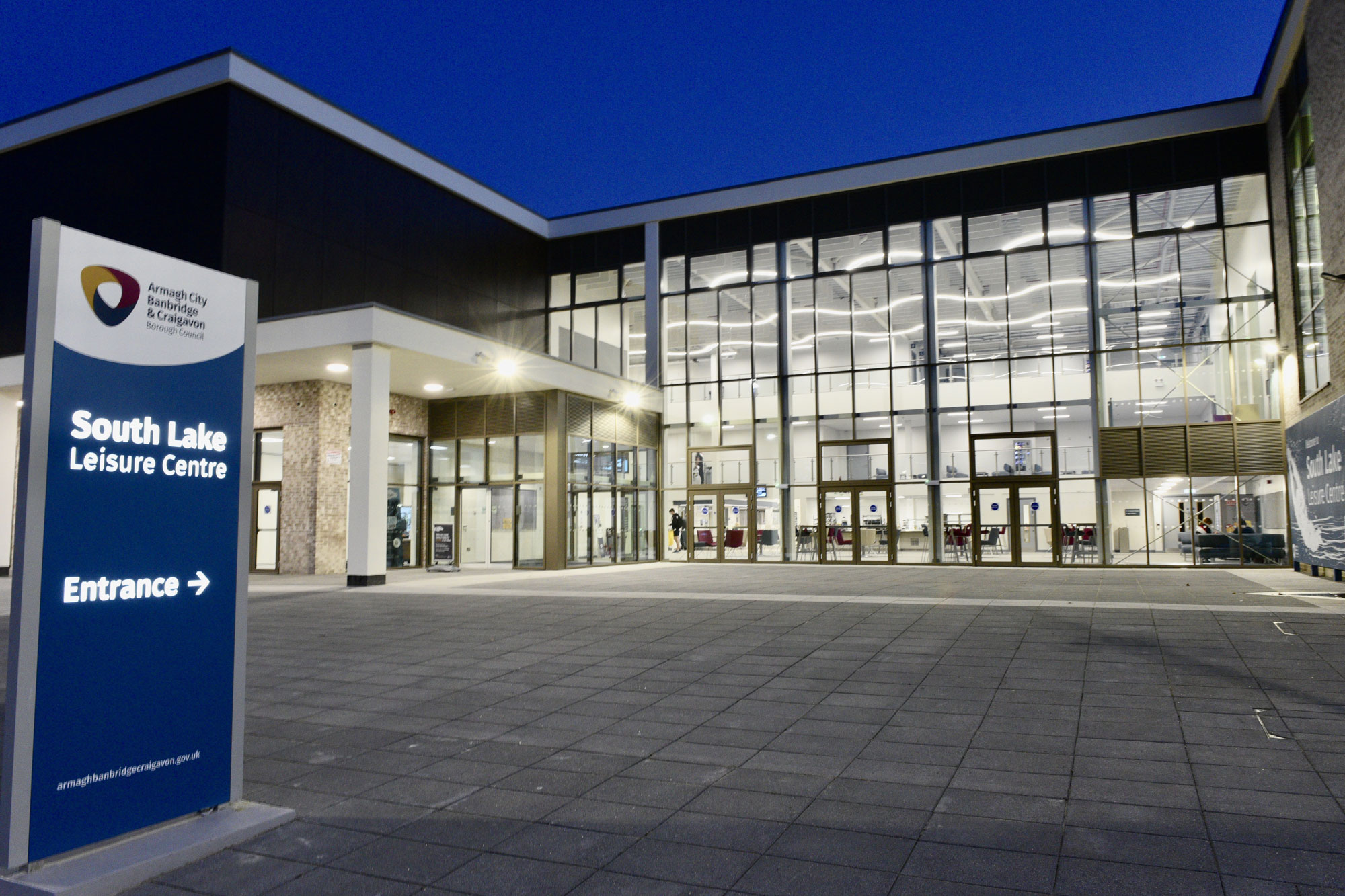 South Lake Leisure Centre
